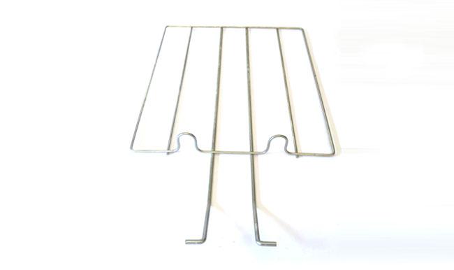 Griglia porta panni asse da stiro in filo metallico