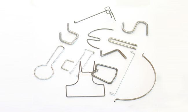 Prodotti su disegno in filo metallico